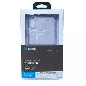 New iPhone XS Max Clear Case impact stay clear